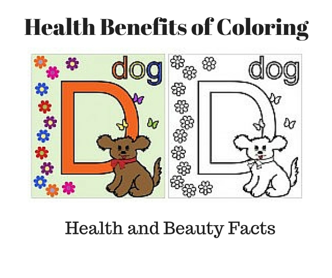 Healh Benefits Of Coloring